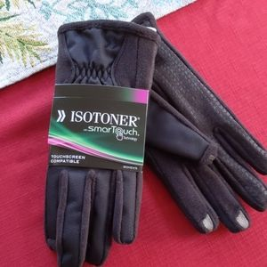 Women's isotoner smart touch gloves size x-large